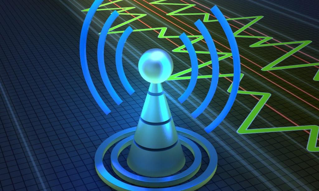 проверка сигнала связи