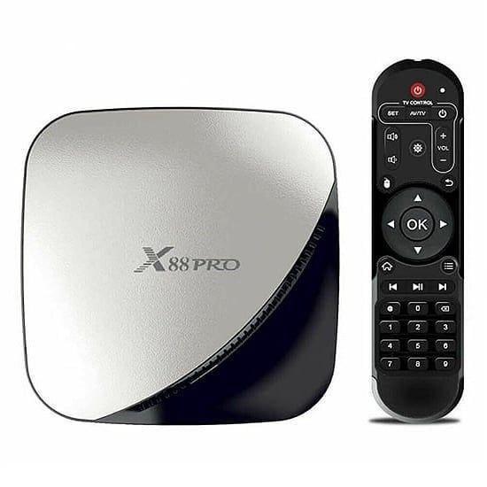 x88pro 4-32 андроид приставка